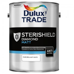 A Tin of Dulux antibacterial Paint