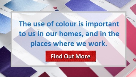 The use of colour is important